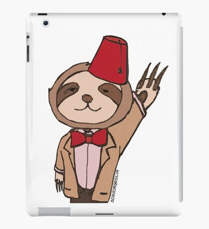 The Eleventh Sloth iPad Case/Skin