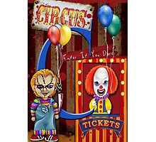 C Childs Play Photographic Print