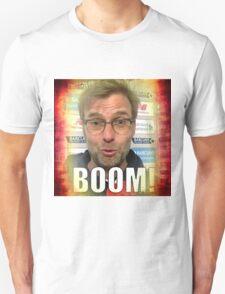 Jurgen Klopp Boom! Unisex T-Shirt
