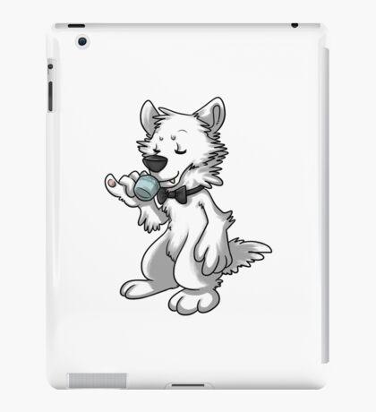 'Souls RPG Pup - tea time iPad Case/Skin