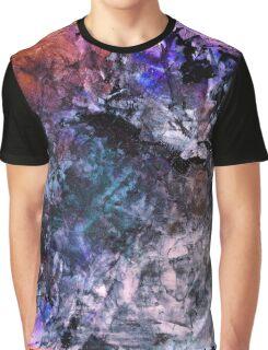 Paint Explosion Graphic T-Shirt