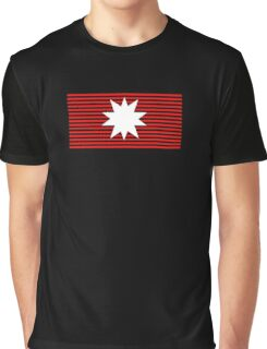 The Expanse - Martian Flag - Clean Graphic T-Shirt