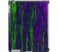 Electric Fur - Green & Purple iPad Case/Skin
