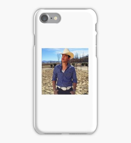 Ariel Camacho iPhone Case/Skin