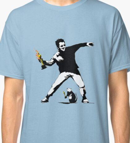 Banksy Robin Gunningham Classic T-Shirt