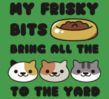 My Frisky Bits Kids Tee
