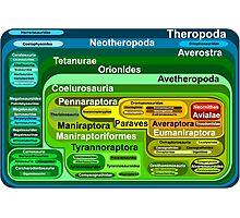 Theropoda Photographic Print