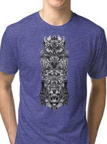 Animal Totem Tri-blend T-Shirt