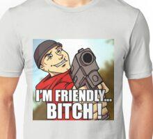 Rust - Friendly Unisex T-Shirt
