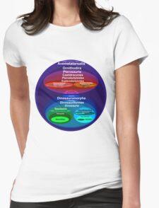 Avemetatarsalia Womens Fitted T-Shirt