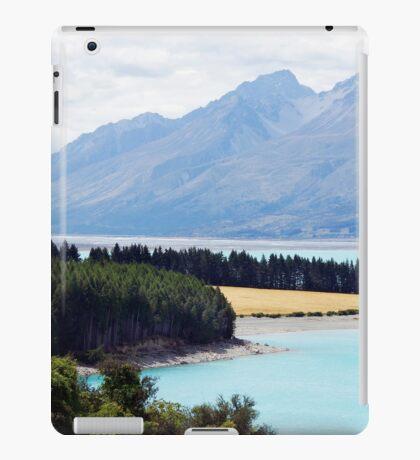 Lake Pukaki New Zealand iPad Case/Skin