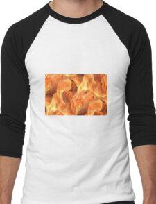 fire flame pattern 1 T-Shirt
