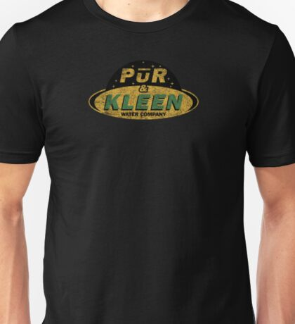 The Expanse - Pur & Kleen Water Company - Dirty Unisex T-Shirt