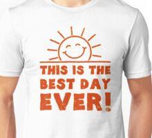 sun smile Unisex T-Shirt