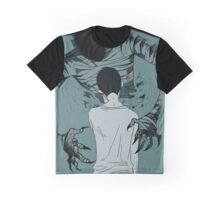 Ajin Anime Graphic T-Shirt