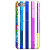 Complete Geologic Time Scale iPhone Case/Skin