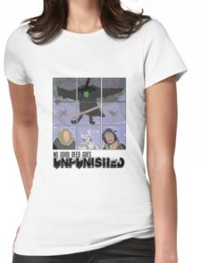No Good Deed Goes Unpunished -Wicked Womens Fitted T-Shirt