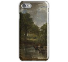 John Constable, The Hay Wain, iPhone Case/Skin