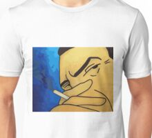 The Smoking Man Unisex T-Shirt