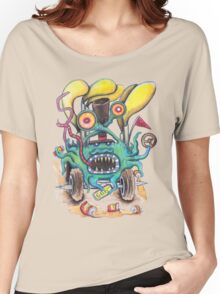 Aussie Road Rage Hoon Monster Women's Relaxed Fit T-Shirt