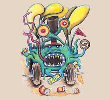 Aussie Road Rage Hoon Monster Unisex T-Shirt