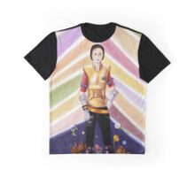 Warrior Class Kid - Mars  Graphic T-Shirt