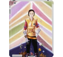 Warrior Class Kid - Mars  iPad Case/Skin