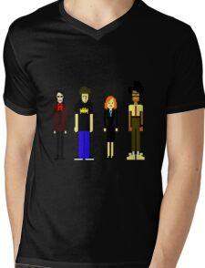 IT Crowd Mens V-Neck T-Shirt