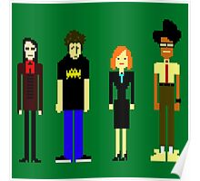 IT Crowd Poster