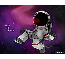 Lost In Space...Forever Photographic Print