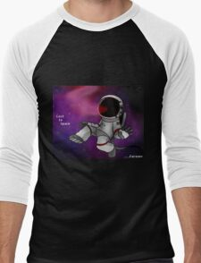 Lost In Space...Forever Men's Baseball ¾ T-Shirt