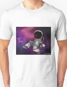 Lost In Space...Forever Unisex T-Shirt
