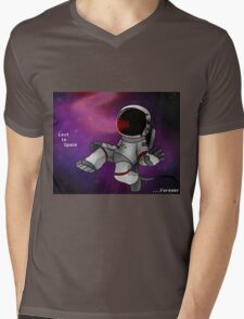 Lost In Space...Forever Mens V-Neck T-Shirt