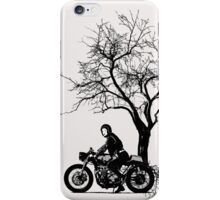She Rides iPhone Case/Skin