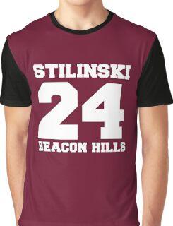 Stilinski 24 - Beacon Hills Graphic T-Shirt