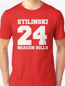 Stilinski 24 - Beacon Hills Unisex T-Shirt