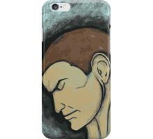 The Thinking Man iPhone Case/Skin