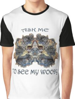 See My Woody Graphic T-Shirt