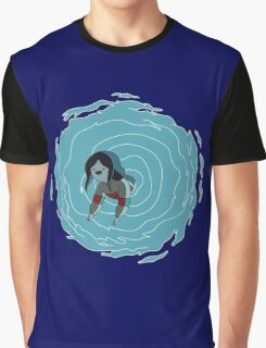 Marceline - Adventure Time Graphic T-Shirt