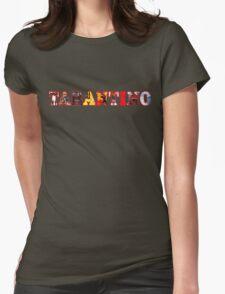 TARNTINO Womens Fitted T-Shirt