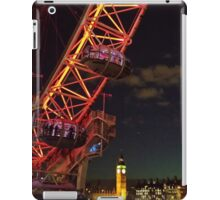The icons of London iPad Case/Skin