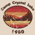 Camp Crystal Lake - Friday 13th by zombie1