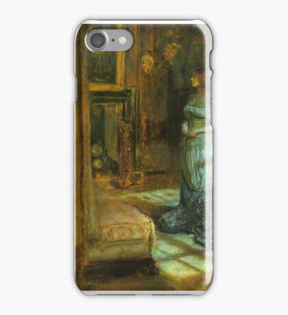 John Everett Millais - The Eve of St Agnes  iPhone Case/Skin