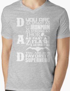 Dad - superhero T-Shirt