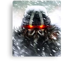 Hellghast KillZone3 Canvas Print