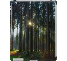 Deep in the forests there´s a light iPad Case/Skin