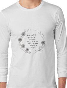 Dandelion Wishes, Benn and Cherry T-Shirt