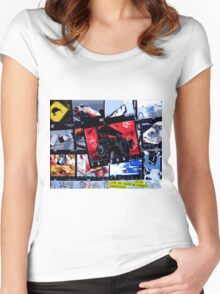 Automania Women's Fitted Scoop T-Shirt