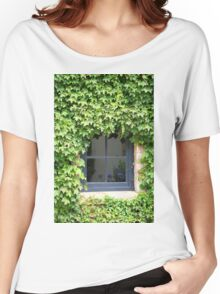 Ivy Window  Women's Relaxed Fit T-Shirt