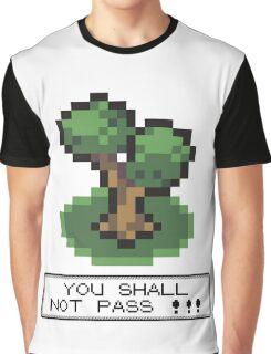 Tshirt Shall not Pass Graphic T-Shirt